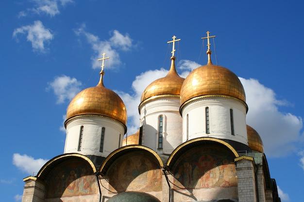 La cathédrale de l'annonciation et l'archange Photo Premium