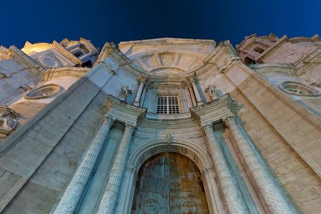 Cathédrale de cadix Photo Premium