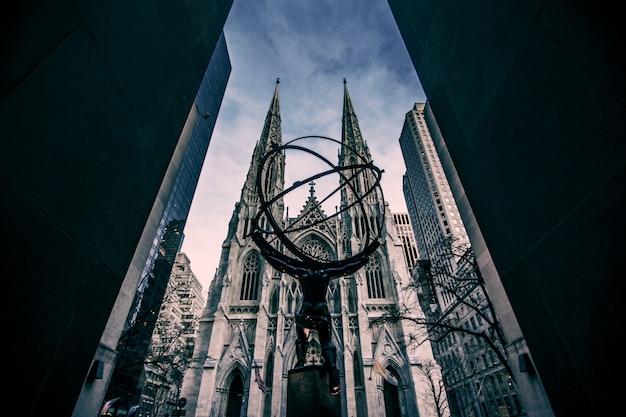 Cathédrale Saint-patrick Photo gratuit