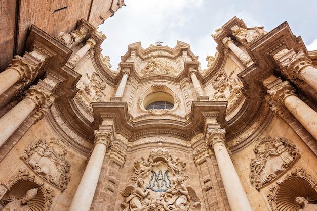 Cathédrale sainte-marie de valence Photo Premium
