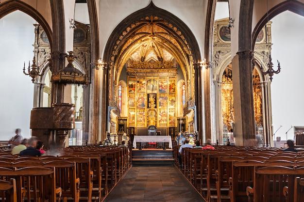 Cathédrale De Se, Funchal Photo Premium