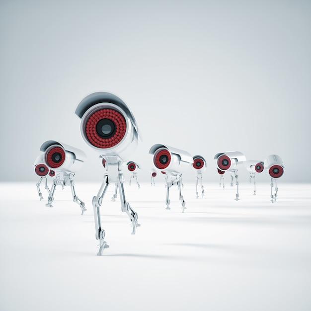 Ccvt robot Photo Premium