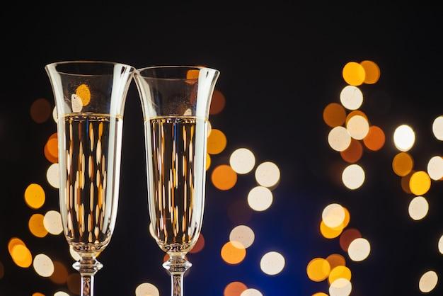 Célébration Du Nouvel An Photo Premium