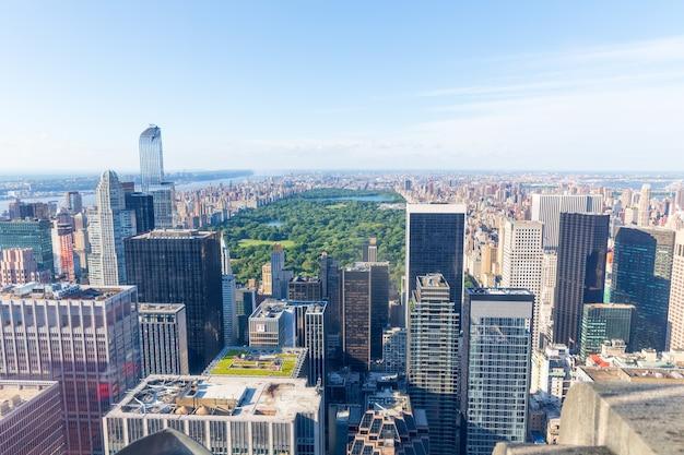 Central Park à New York Photo Premium