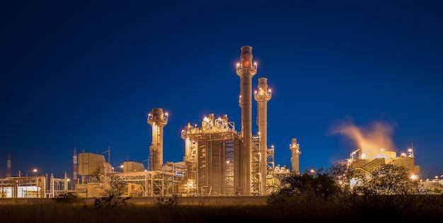 Centrale électrique Photo Premium