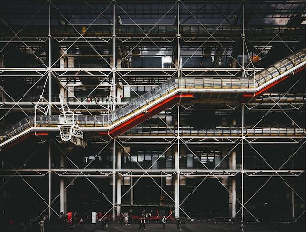 Centre Georges Pompidou à Paris, France Photo gratuit