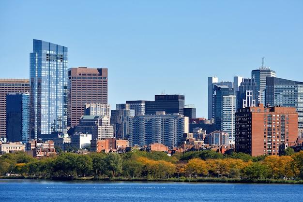 Centre-ville De Boston, états-unis Photo gratuit
