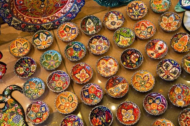 Céramique turque classique Photo Premium