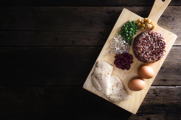 Céréales Photo Premium