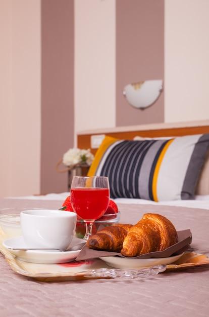 Chambre de l'hotel ares Photo Premium