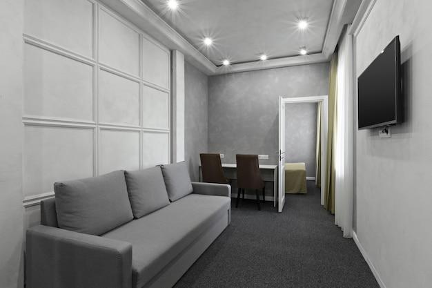 Chambre d'hôtel exclusive Photo Premium