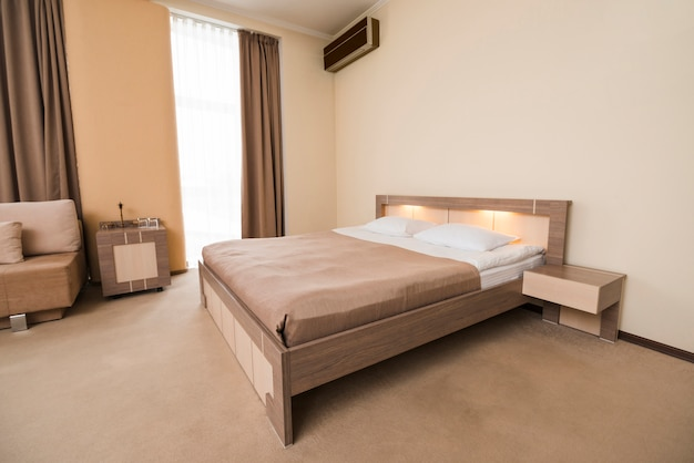 Chambre d'hôtel Photo gratuit
