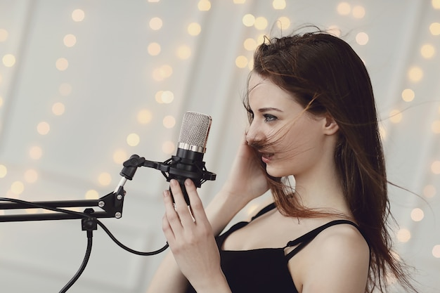 Chanteur Photo gratuit
