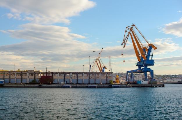 Chantier naval Photo Premium