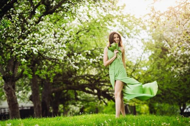 Charmante robe seule douce nature Photo gratuit