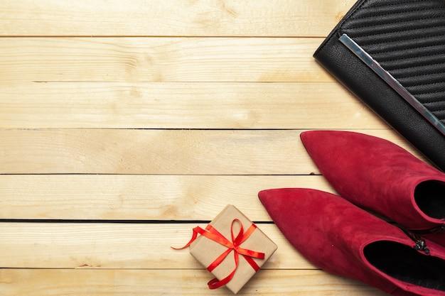 Chaussures Et Accessoires Femme Photo Premium