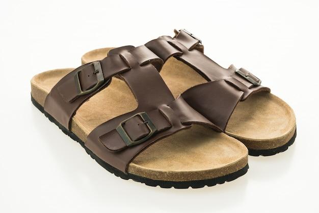 Chaussures En Cuir Et Sandales En Cuir Photo gratuit