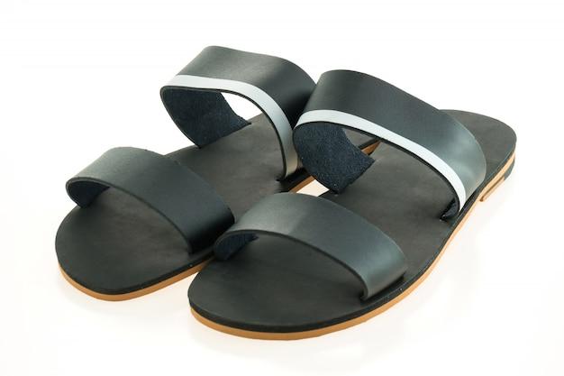 Chaussures En Cuir Et Sandales Photo gratuit