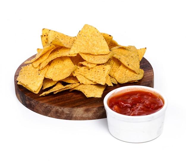 Chips De Pommes De Terre Photo gratuit