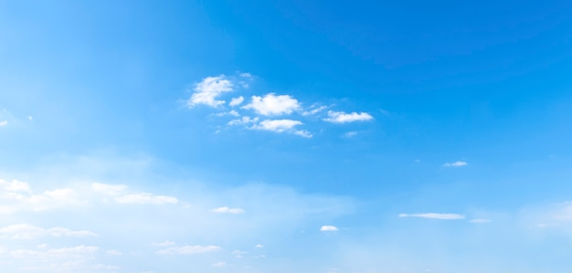 Ciel bleu Photo gratuit