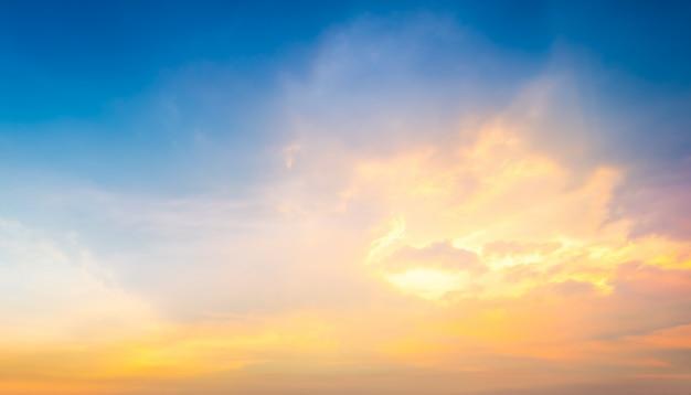 Ciel Fantastique Photo Premium
