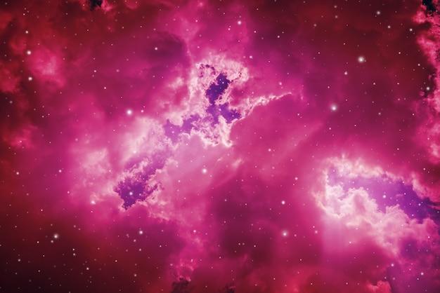 Ciel Nocturne Avec Des étoiles. Photo Premium
