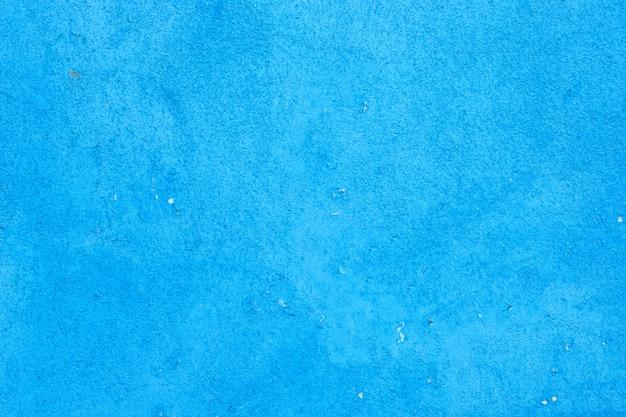 Ciment peint mur de fond, couleur pastel bleu bébé Photo Premium