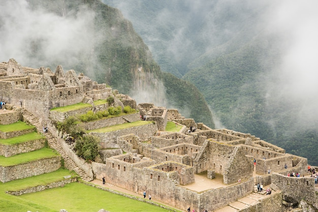 Citadelle Du Machu Picchu Photo gratuit