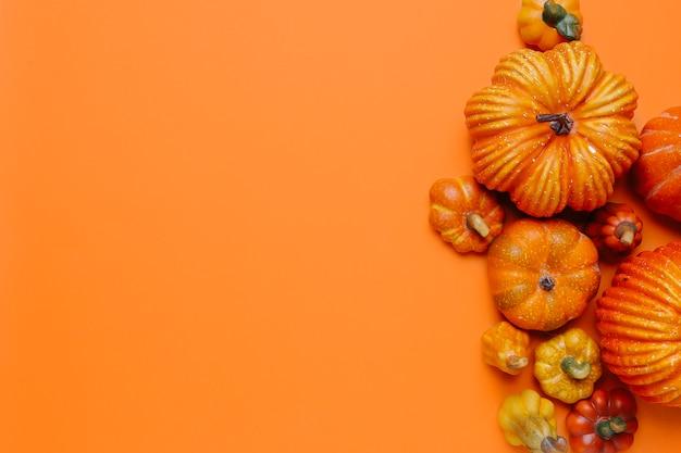 Citrouilles Pour L'automne Photo gratuit