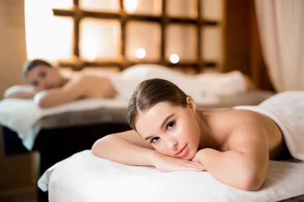 Client Du Salon Spa Photo gratuit