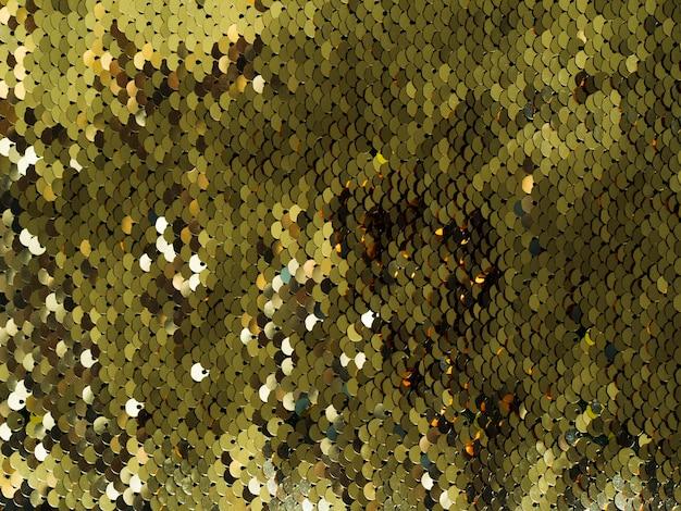 Close-up Shinny Sequin Texture Photo gratuit