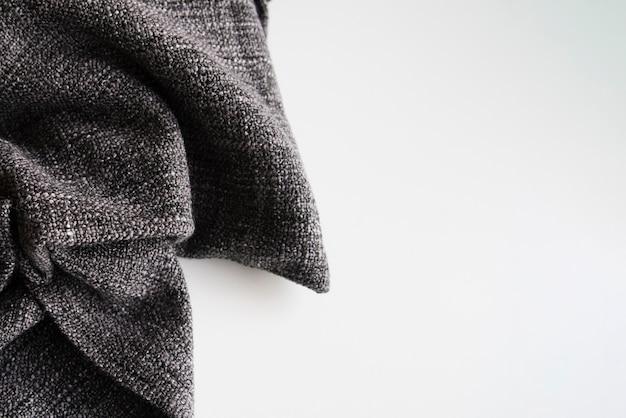 Close-up textile avec espace de copie Photo gratuit