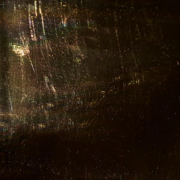 Close-up Textures D'or Avec Vignette Photo gratuit