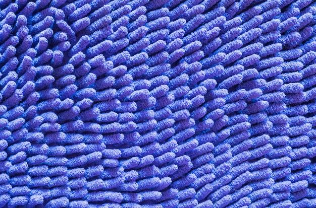 Closeup vieux fond bleu de texture mat Photo Premium