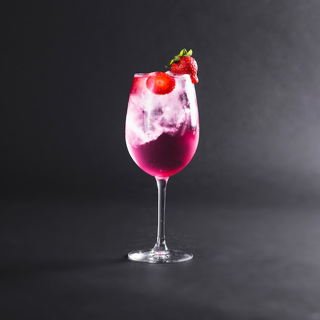 Cocktail aux fruits Photo gratuit