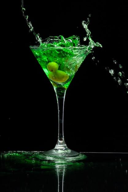 Cocktail frais moderne Photo Premium