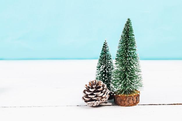 Coffrets Cadeaux Sur Fond Photo gratuit