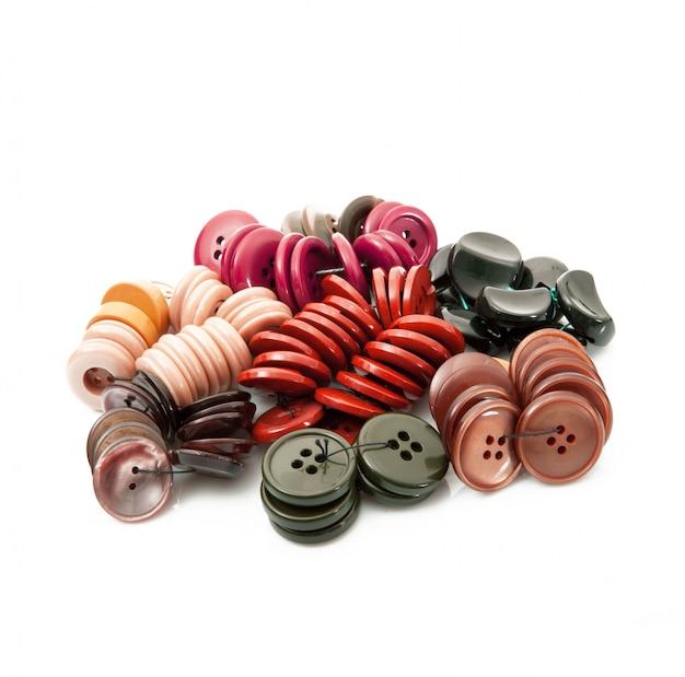 Collection de boutons Photo Premium