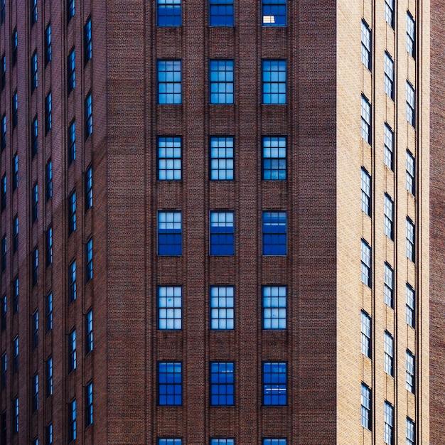 Complexe d'appartements modernes Photo gratuit