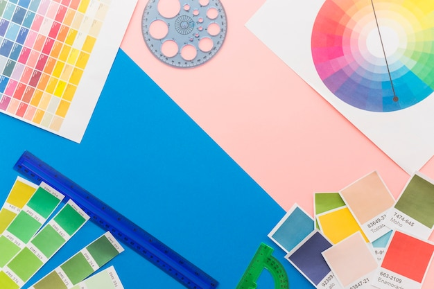 Concept D'art Avec Espace Photo gratuit