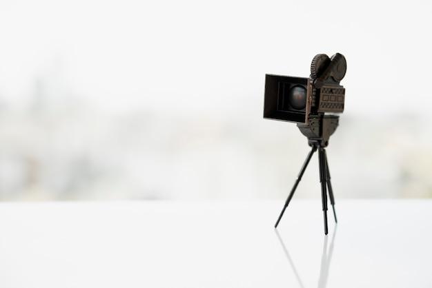 Concept de cinéma avec caméra Photo gratuit