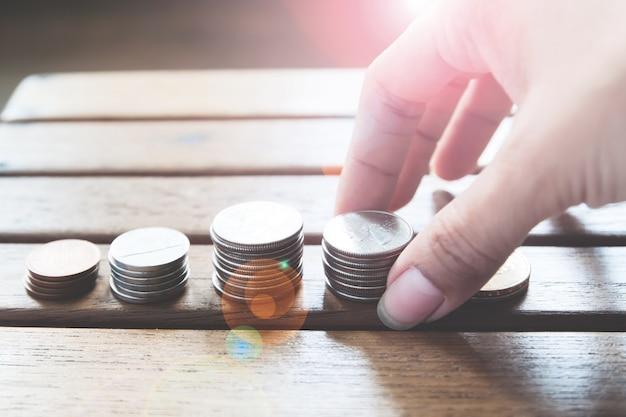 Concept économie d'argent Photo gratuit