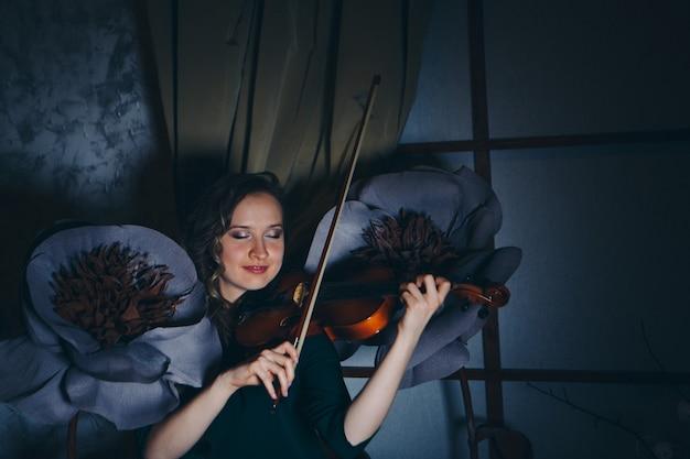 Le concept d'éducation musicale, l'industrie de la mode. Photo Premium