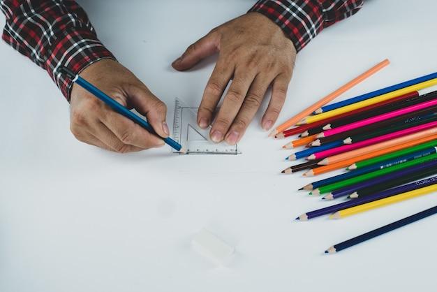 Concept d'éducation ou de retour à l'école Photo gratuit