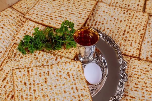 Concept de fête de fête juive pesah pâque Photo Premium