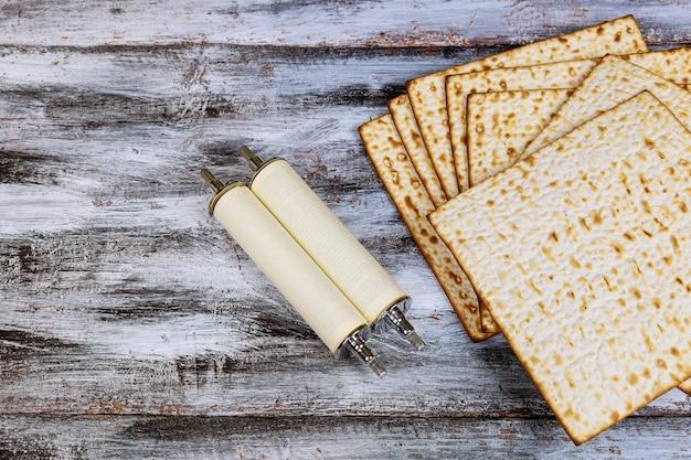 Concept de fête de pesah vacances de la pâque juive Photo Premium
