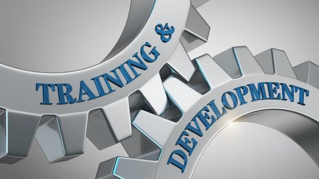 Concept de formation et développement Photo Premium