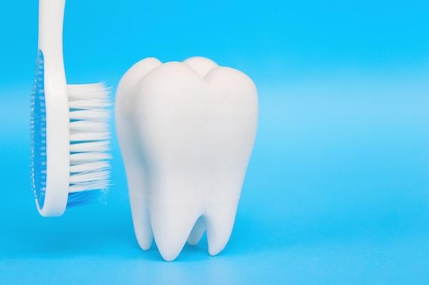 Concept d'hygiène dentaire Photo Premium