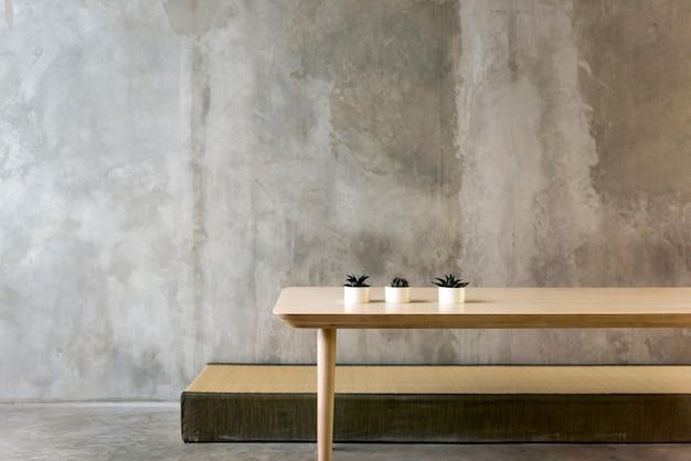 Concept De Magasin Objective Cafe Design Photo gratuit