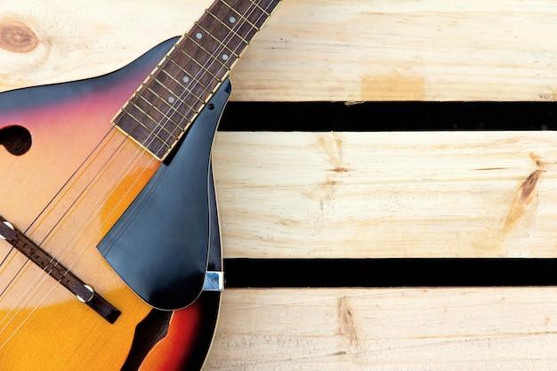 Concept de mandoline Photo Premium
